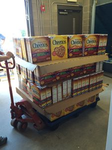 Donated Cereal